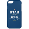 Image of Utah IT'S WHRE MY STORY BEGINS Classic iPhone 6 Case