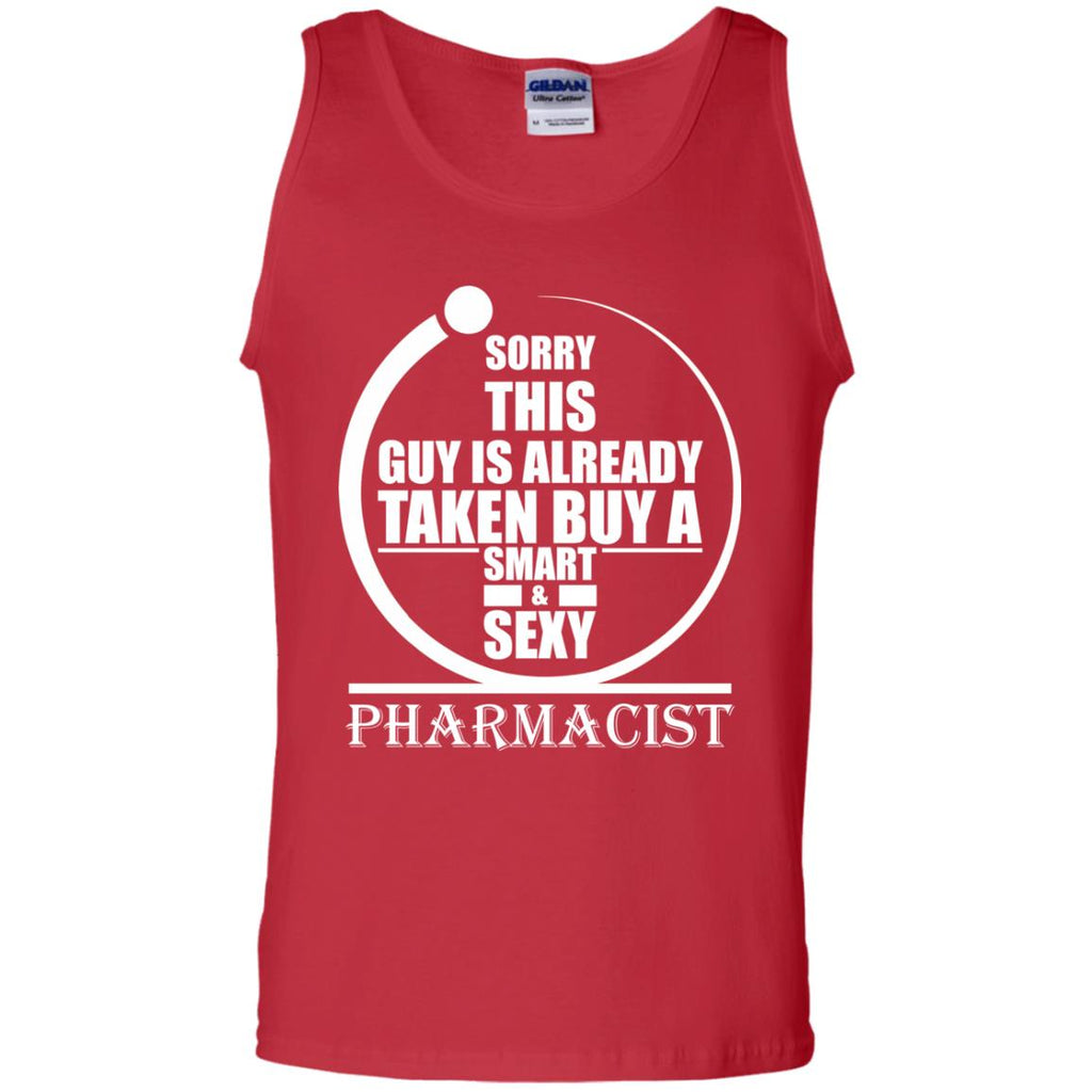 Sorry this guy is already taken by a smart sexy pharmacist 2 Tank Top
