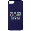 Image of KINDA BUSY BEING A COW MOM iPhone 6 Case