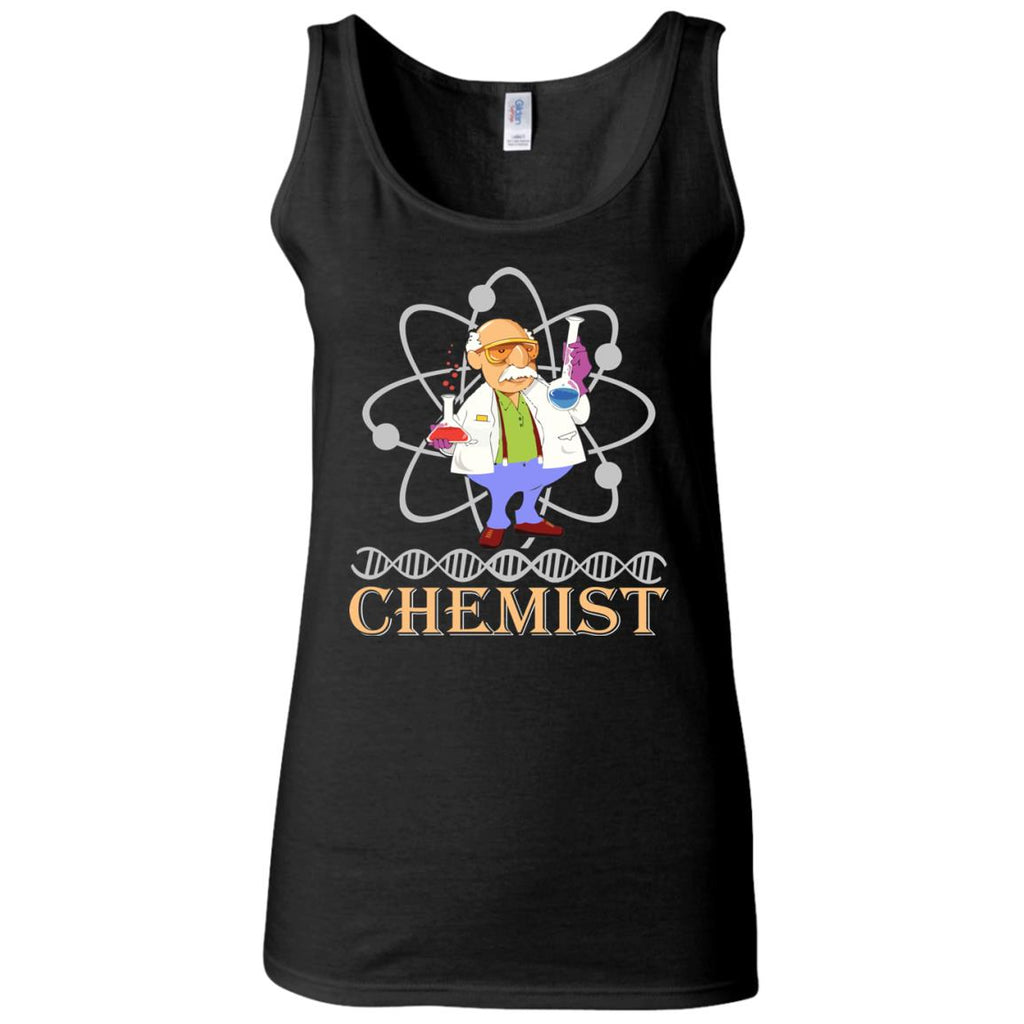 Chemist Women's Fitted Tank