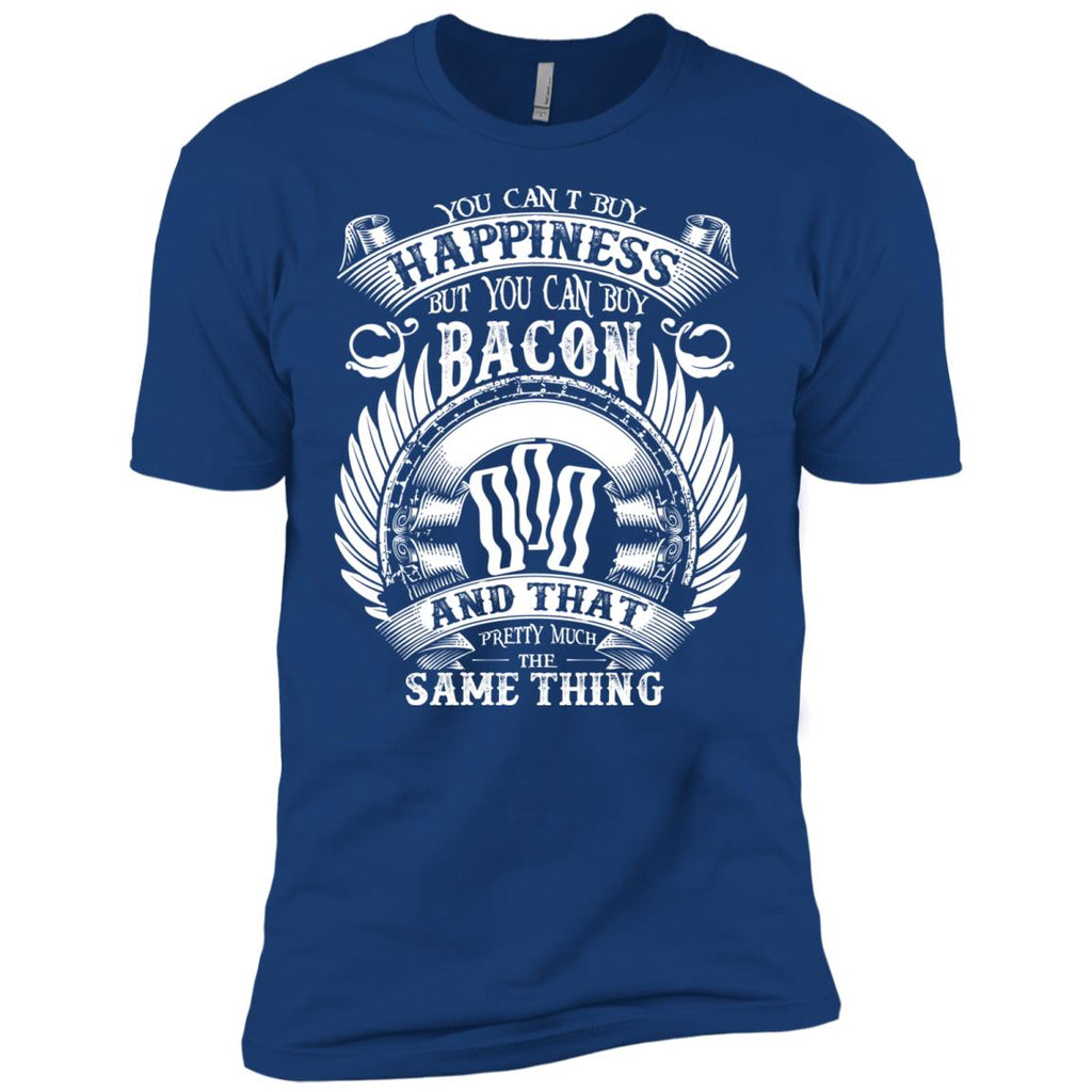 You can't buy happiness but you can buy bacon Premium T-Shirt