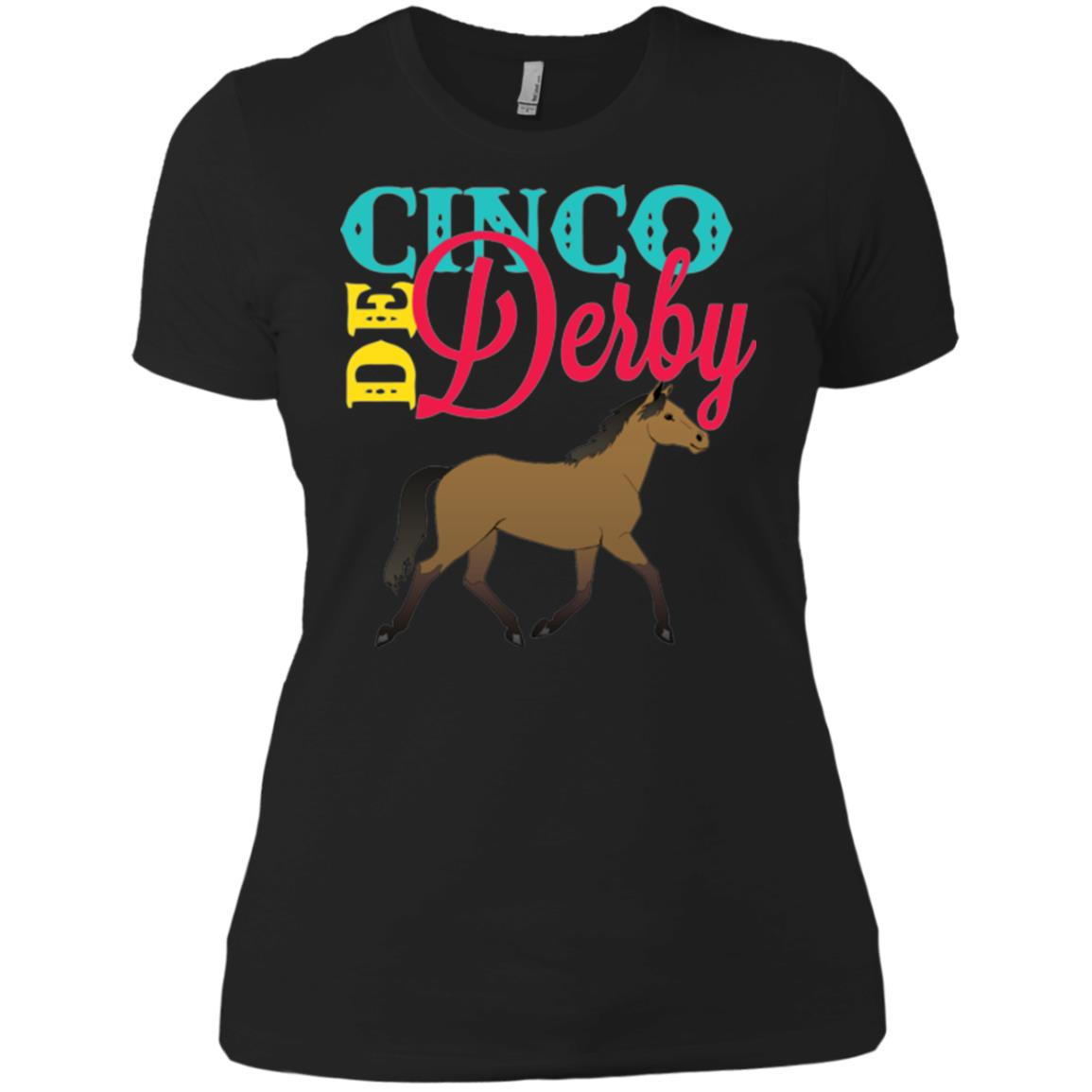 CINCO DE DERBY  T Shirt