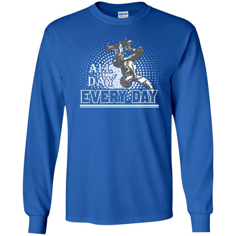All Day Every Day Skateboard Long Sleeve