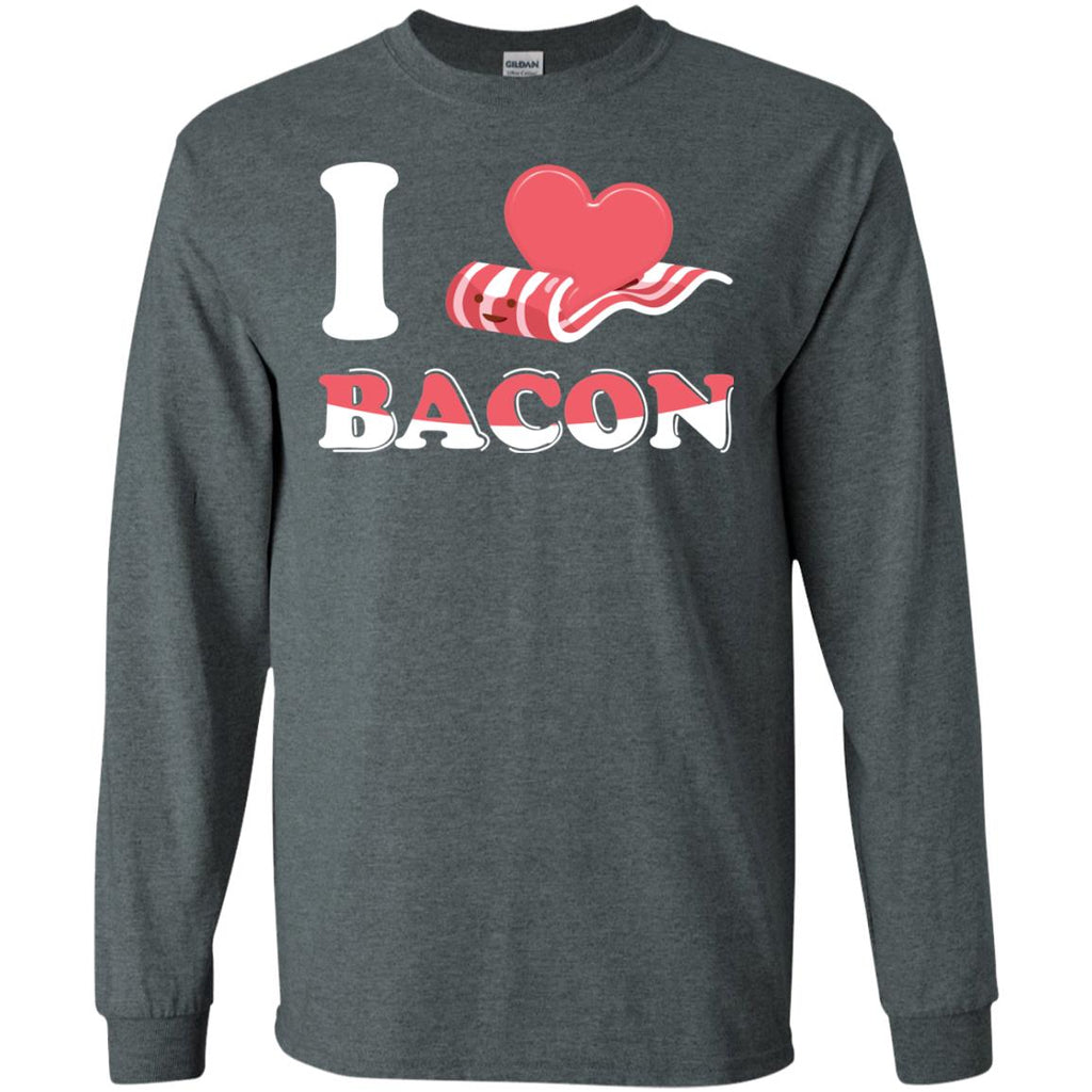 I Love Bacon Long Sleeve