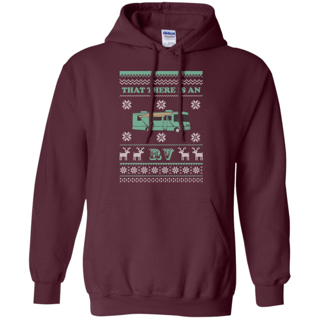Christmas Vacation RV Pullover Hoodie