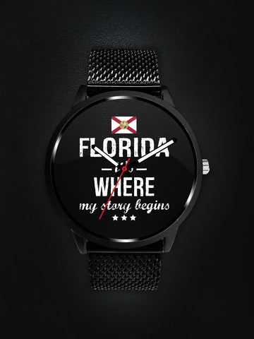 Florida  IT'S WHRE MY STORY BEGINS Watch