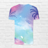 Image of Colorful Sea Turtle Shirt. Sea Turtle 3d T-Shirt