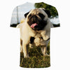 Image of Pug 3d T-Shirt