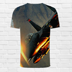 Aircraft Mechanic 3d T-Shirt