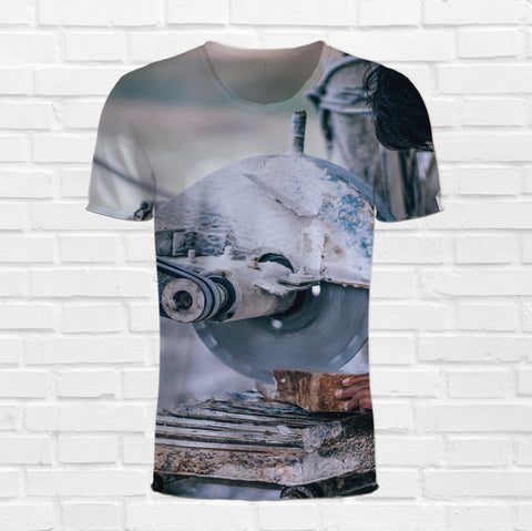 Carpenter 3d T-Shirt