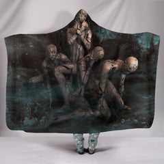 Skullcap Hooded Blanket