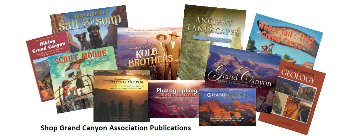 Grand Canyon Conservancy publications