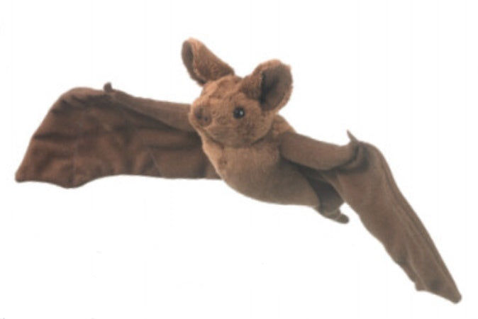 "Plush 9"" Mexican Free-Tailed Bat"