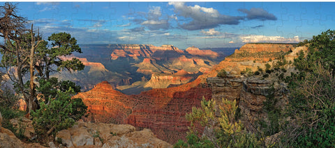 Grand Canyon Mather Point Mini Puzzle