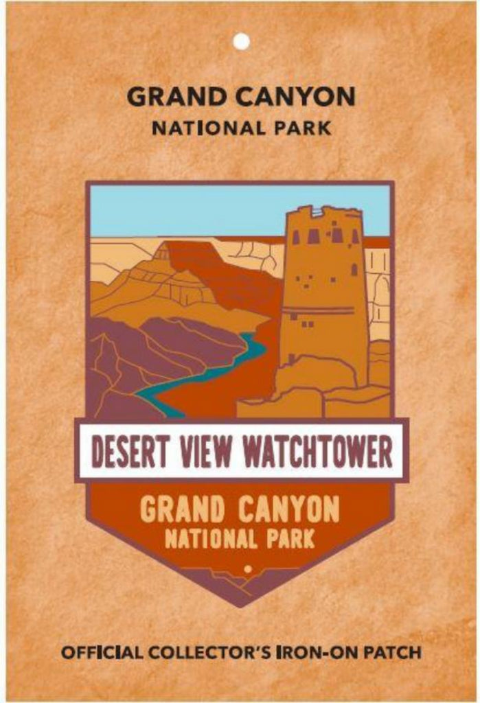 Desert View Watchtower Patch