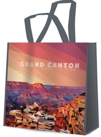 Grand Canyon Reusable Tote Bag