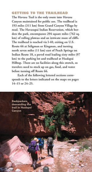 Havasu Trail Guide