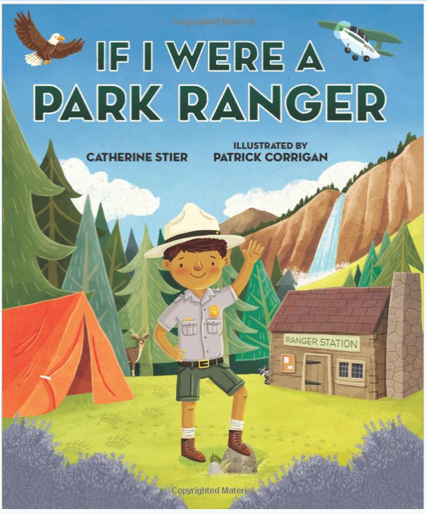 If I were a Park Ranger Kids Book