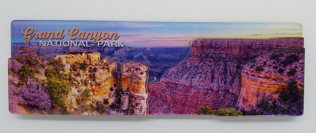 Grand Canyon Acrylic Panoramic Magnet