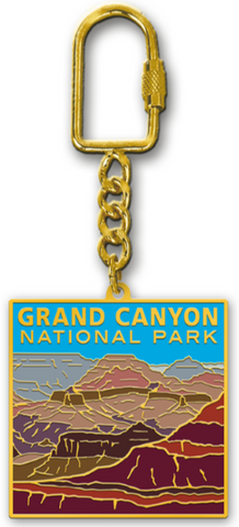 Grand Canyon National Park Key Chain