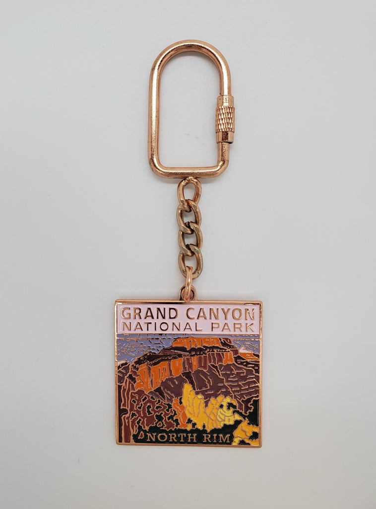 North Rim Key Chain