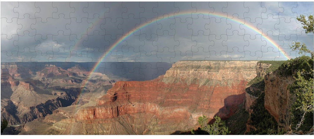 Grand Canyon Rainbow Mini Puzzle