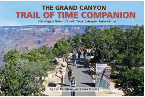 Grand Canyon Trail of Time Companion Book