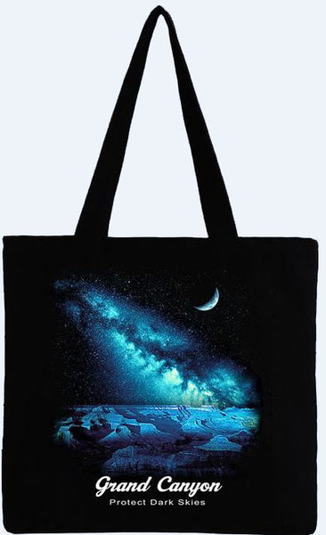 Dark Skies Tote Bag