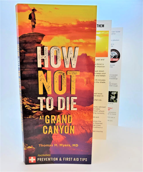 How Not to Die at Grand Canyon Guide