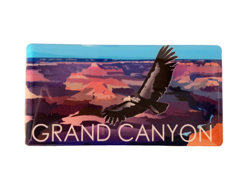 Decal Condor/Grand Canyon