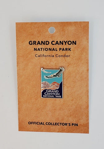 California Condor Lapel Pin