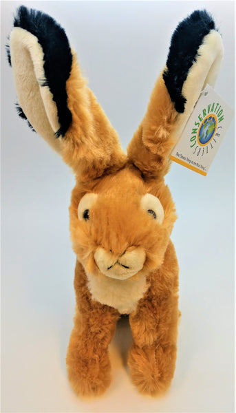 "Plush 10"" Jackrabbit"