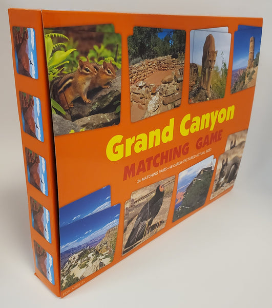 Grand Canyon National Park Matching Game