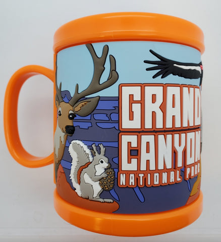 Grand Canyon Kids Animal Mug