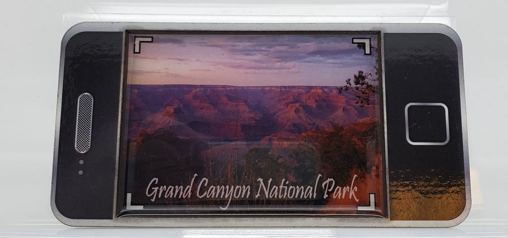 Grand Canyon National Park Cell Phone Magnet