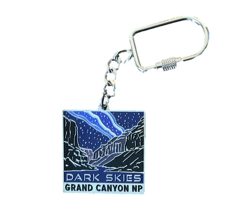 Dark Skies Keychain, Grand Canyon National Park