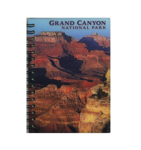 Grand Canyon National Park 3D Notebook
