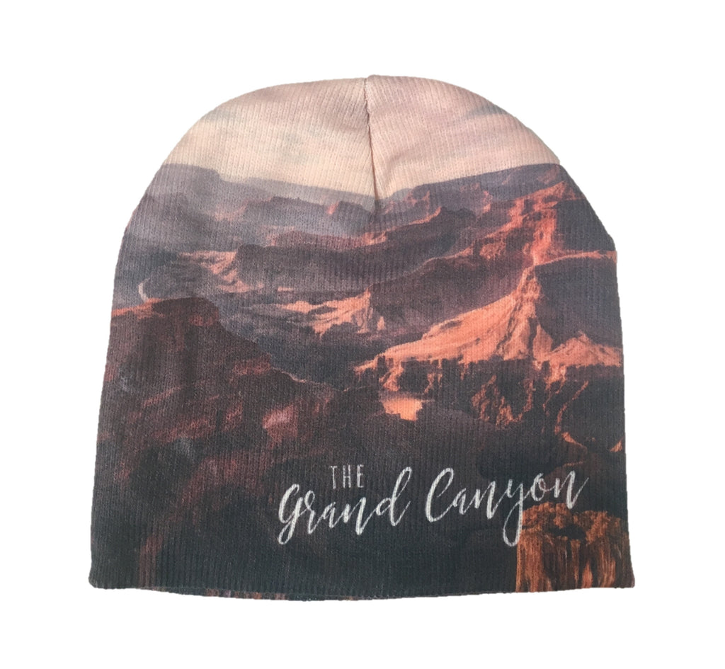Grand Canyon Beanie