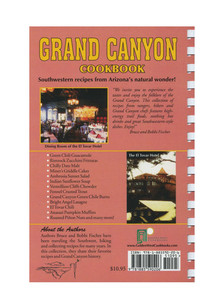 Grand Canyon Cook Book