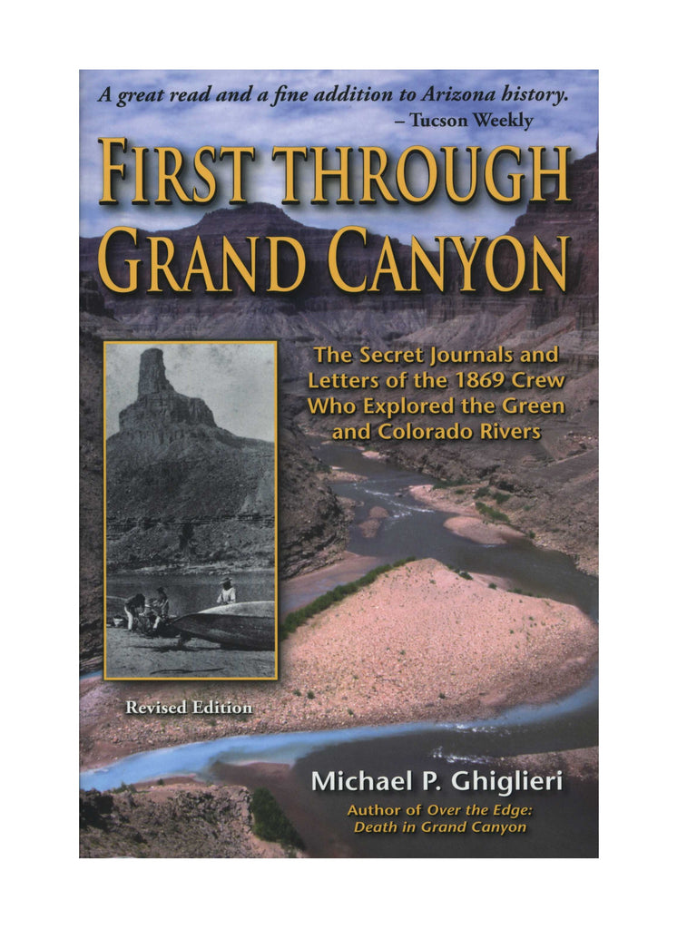 First Through Grand Canyon