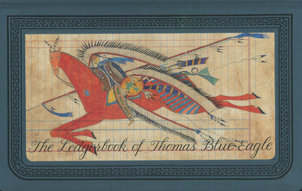Ledgerbook of Thomas Blue Eagle