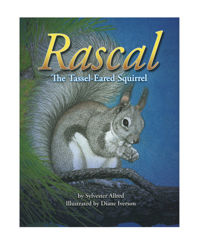 Rascal: The Tassel-Eared Squirrel