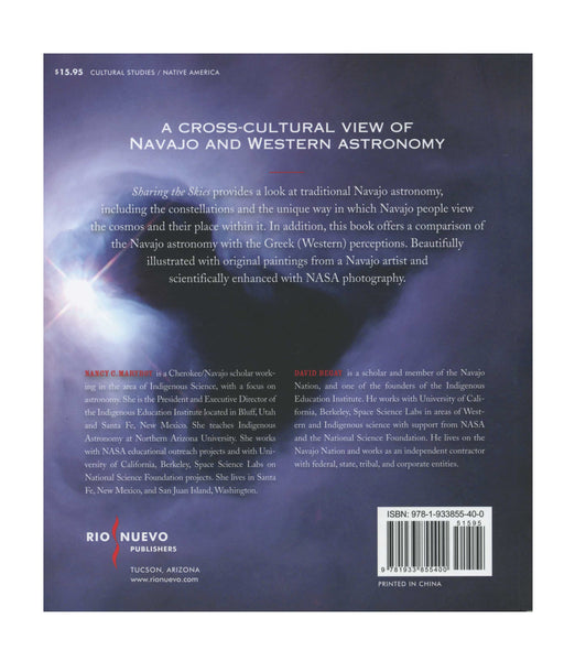 Sharing the Skies: Navajo Astronomy