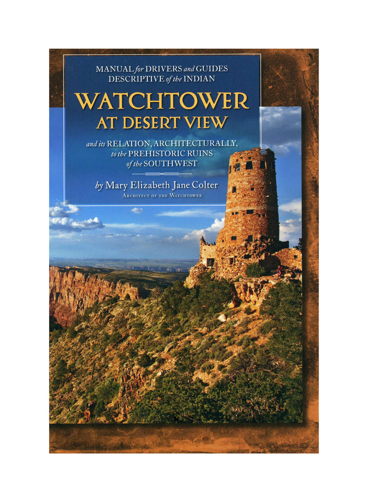 Watchtower at Desert View