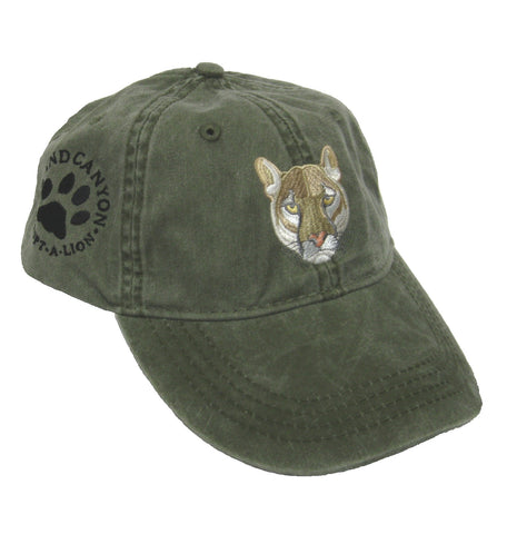 Adopt-a-Lion Program & Lion Cap