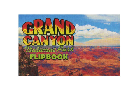 Grand Canyon National Park Flip Books