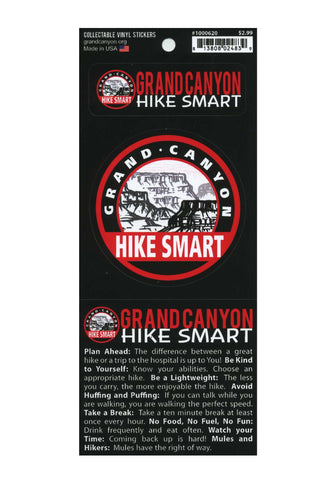 Hike Smart Sticker