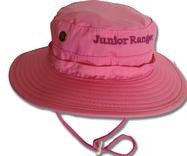 Junior Ranger Bucket Hat, Pink