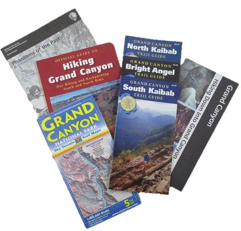 Grand Canyon Hiking Kit