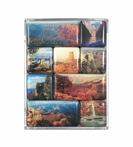 Grand Canyon National Park Mini Magnets